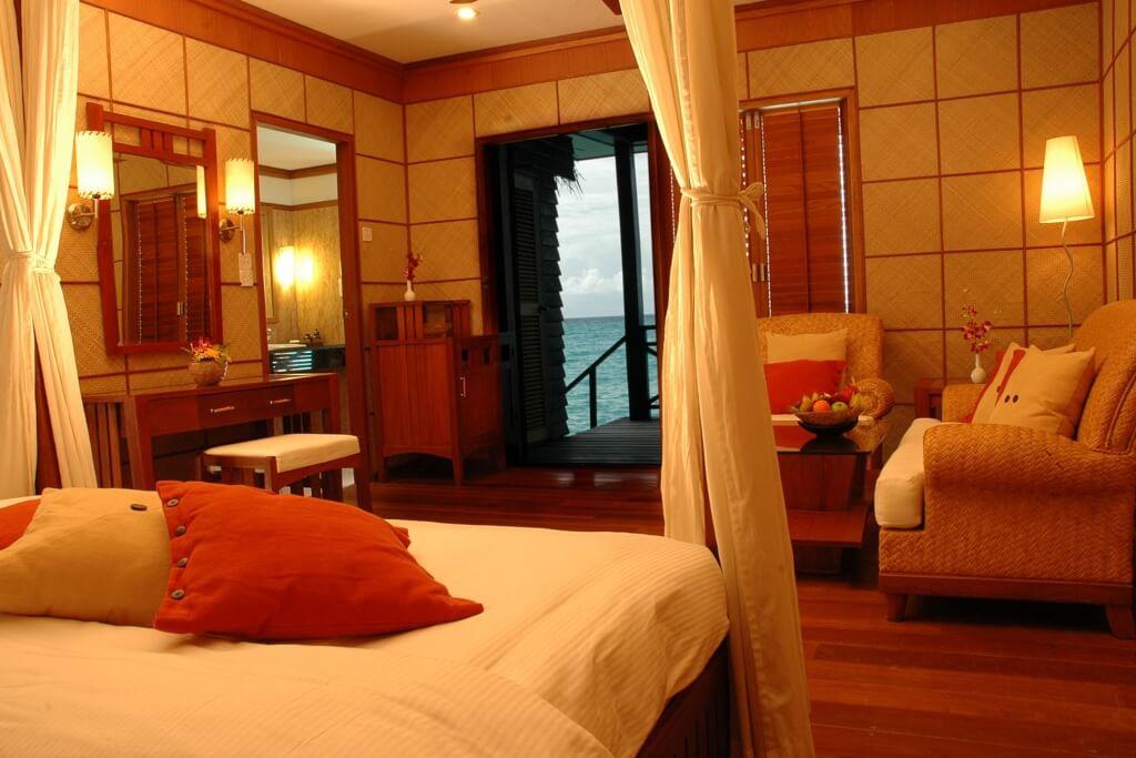 Kuramathi Blue Lagoon Resort, Maldives