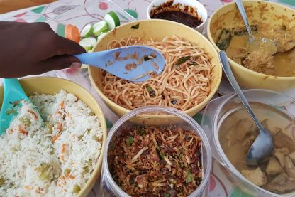 Maldives Food Tour - Enjoy traditional Maldives dishes prepared by your host