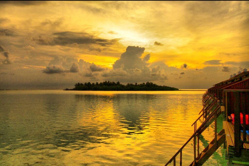 Mulaku Atoll, Maldives