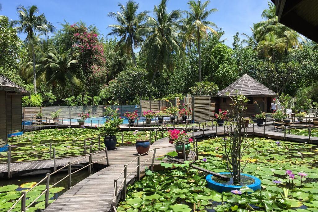 Nika Island Resort, Maldives