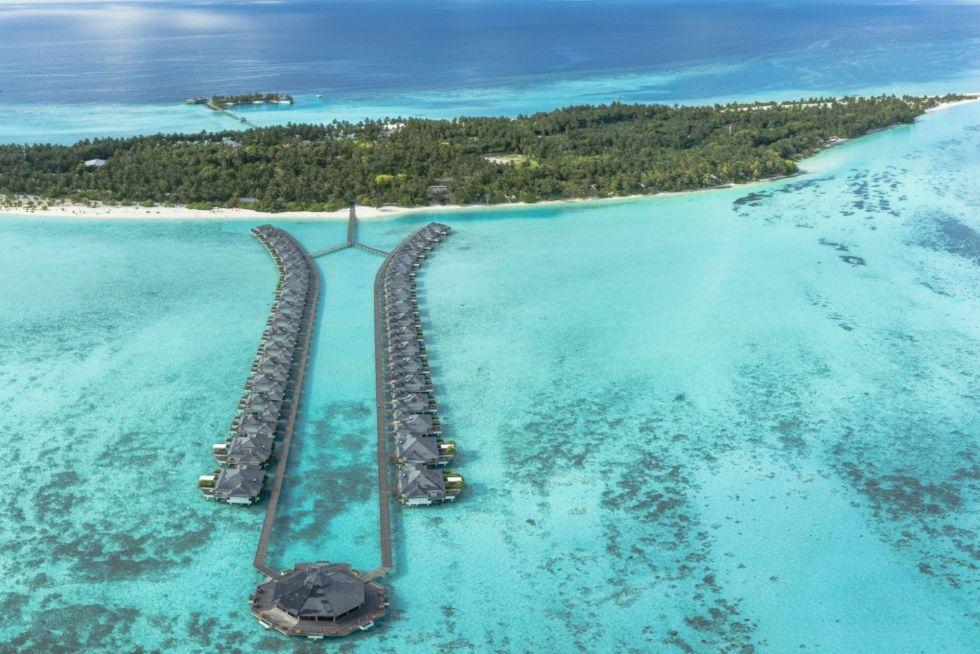 Sun Island Resort & Spa Maldives Water Bungalow