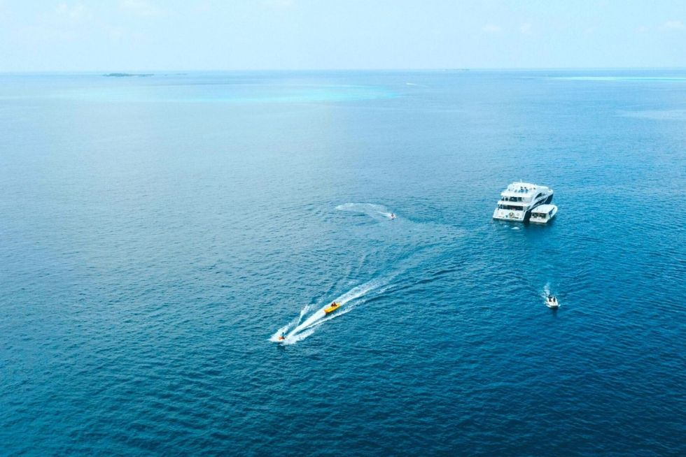 Sign up for Water Sports Activities in Malé