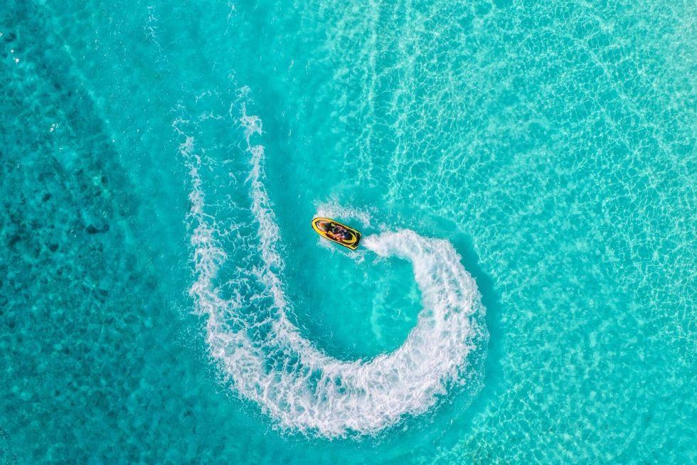 Water Sports in Villingili (Villimalé) Island, Maldives