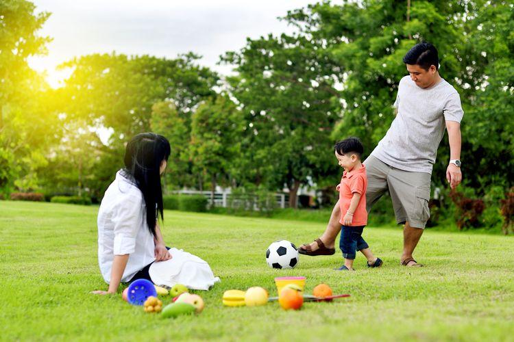 Mengenal Organic Parenting, Gaya Pengasuhan Anak Alami