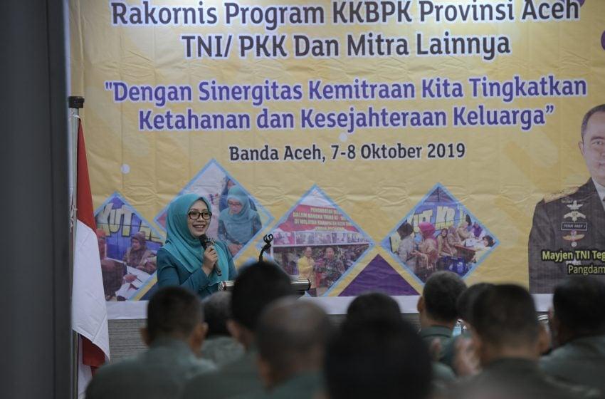 TP PKK Aceh Dukung Pelaksanaan Kampung KB
