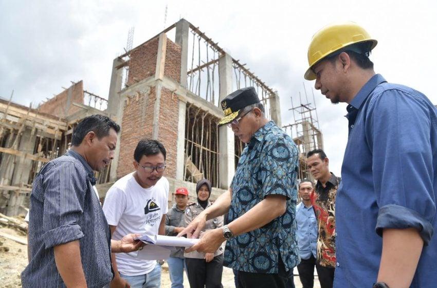 Nova Iriansyah Tinjau Aceh Tengah, Ini Temuannya