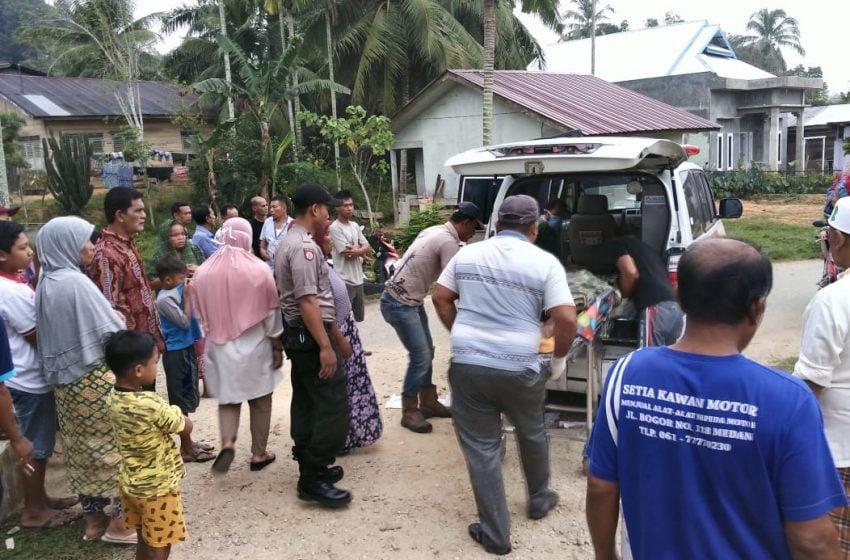Warga Dikejutkan Temuan Mayat di Aceh Timur, Ini Sebabnya…