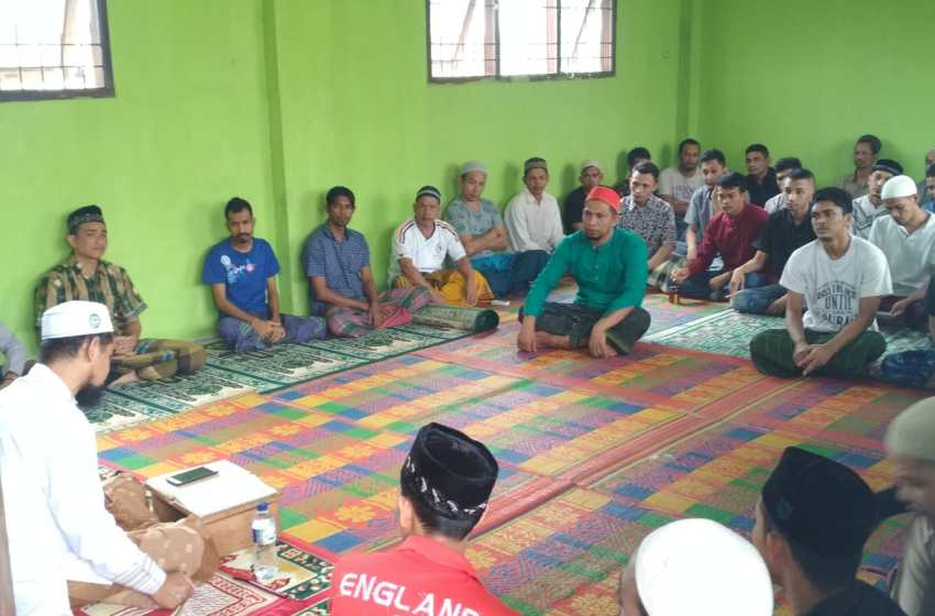 Melihat Pesantren dalam Rumah Tahanan Pertama Indonesia