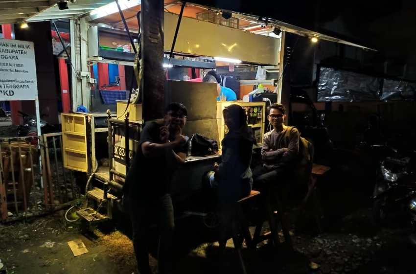 Budi dan Tren Mobil Kopi di Aceh Tenggara