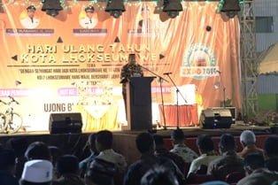 Wakil Walikota Tutup Pameran Kota Lhokseumawe