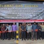 Ekspor Perdana Minyak Kelapa Sawit, Lewat Pelabuhan Krueng Geukueh ke India