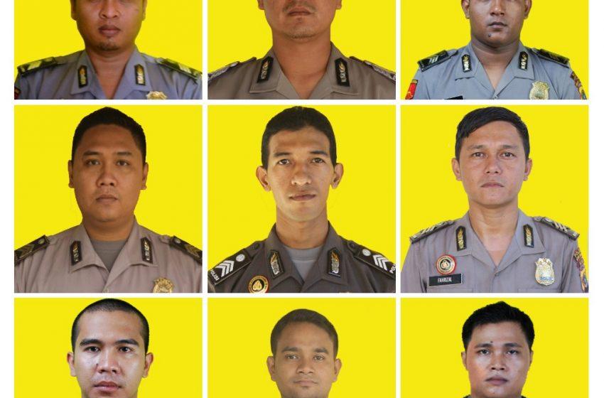 9 Polisi Dipecat Tidak Hormat di Aceh Tamiang, Ini Sebabnya…