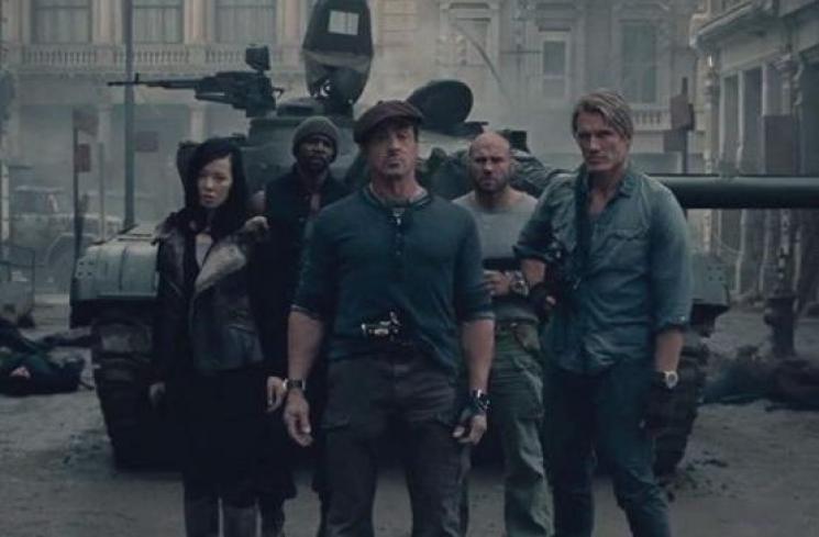 Film The Expendables 2, Malam Ini Di Bioskop Trans TV