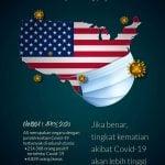 Mengapa Pantai Timur Amerika Serikat Menjadi Sarang COVID-19?