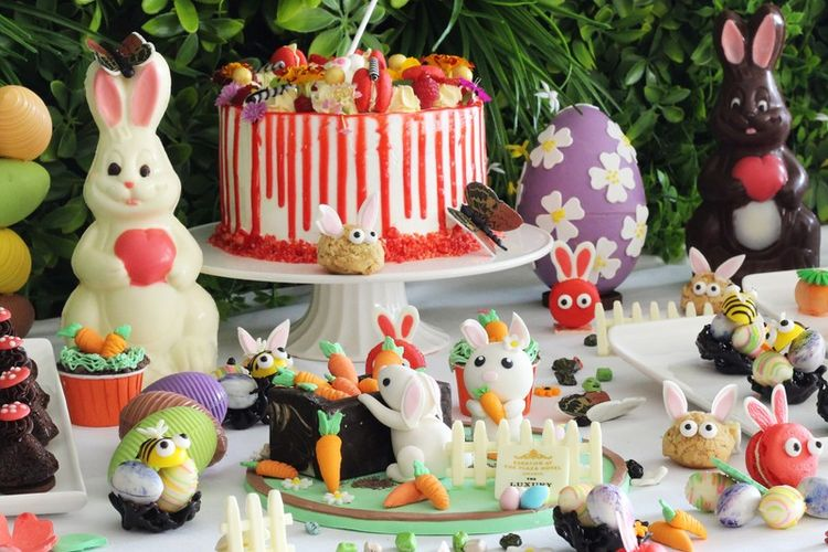 Telur dan Perayaan Paskah