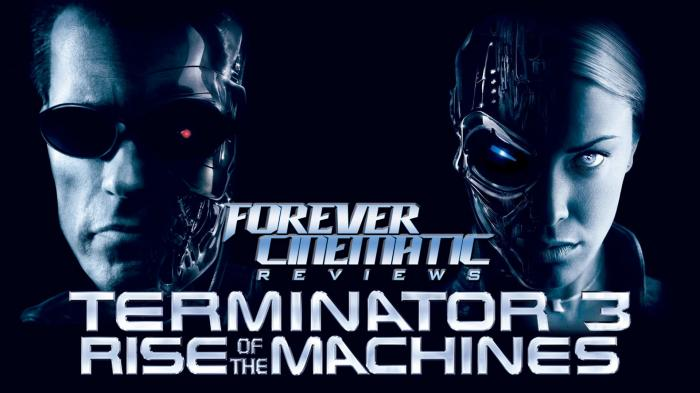 Terminator 3: Rise of the Machine, Tayang di Bioskop Trans TV