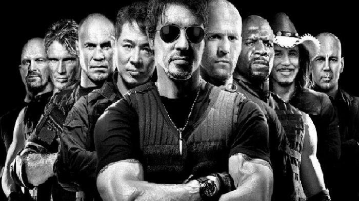 Film The Expendables dan Kisah Tentara Bayaran. Malam Ini Tayang Di Trans TV