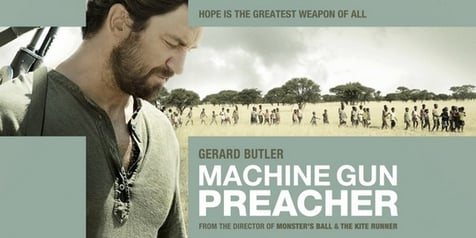Film Machine Gun Preacher Malam Ini Tayang Di Trans TV