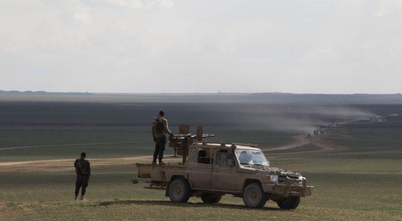 Pengakuan Anggota ISIS, Bekerjasama Dengan Amerika Untuk Teror Dan Sabotase