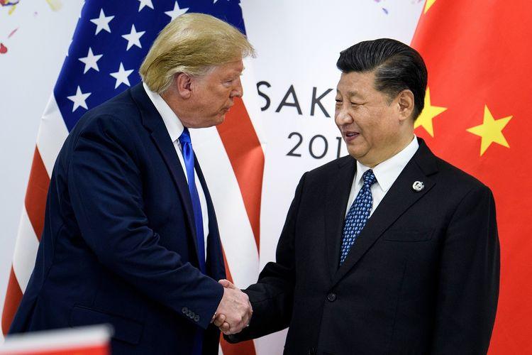 """Ini """"Seragan Balik"""" China Ke Amerika"""