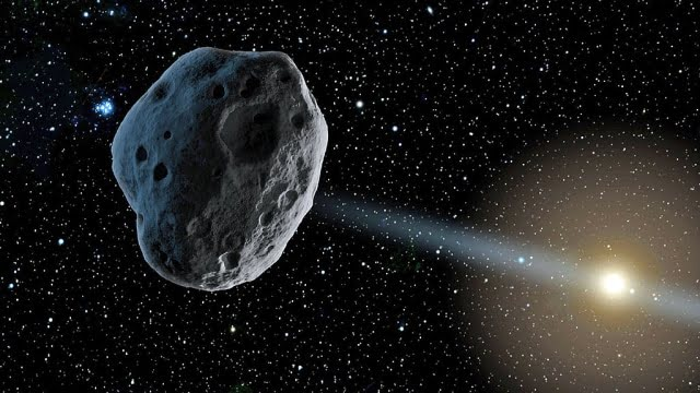 Jelang Lebaran, Asteroid Raksasa Dekati Bumi