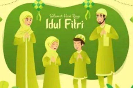 Viral Lebaran Idul Fitri Dua Kali Dalam Satu Tahun, Ini Faktanya
