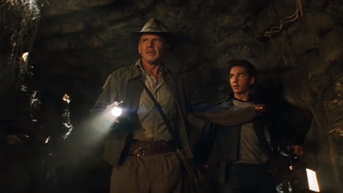 Indiana Jones and The Kingdom of the Crystal Skull, Tayang Di Bioskop Trans TV