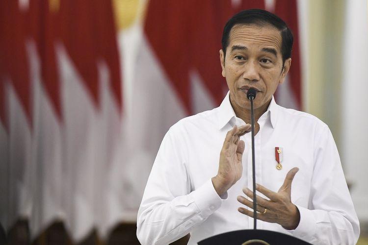 Presiden Jokowi Siap Jadi Orang Pertama Untuk Disuntik Vaksin Covid-19