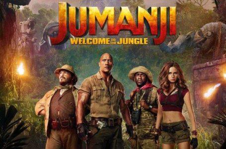 Film Jumanji: Welcome to the Jungle, Kisah Komedi Pertualangan