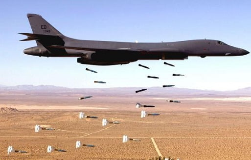 Pesawat Bomber Amerika Dekati China, Apa Tanda Perang Dunia 3?