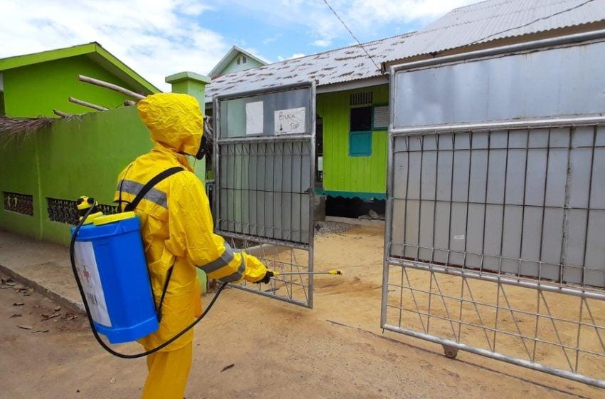 Akedemisi Di Aceh Terinfeksi Covid-19