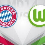 Wolfsburg Vs Bayern, Die Roten Pesta Gol