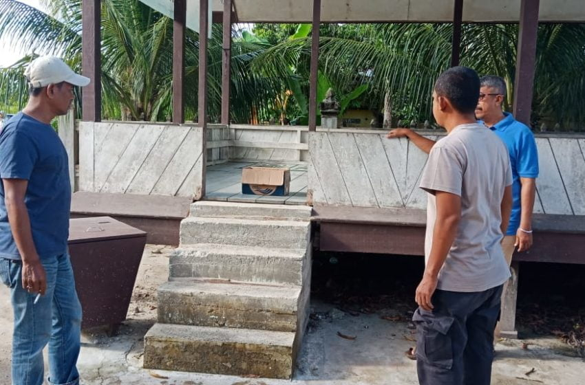Warga Aceh Temukan Bayi Di Dalam Kardus Air Minum Kemasan