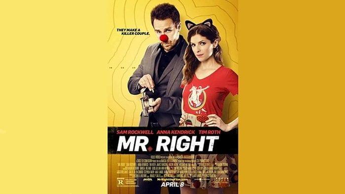 Mr. Right, Ketika Jatuh Cinta Pada Pembunuh Bayaran