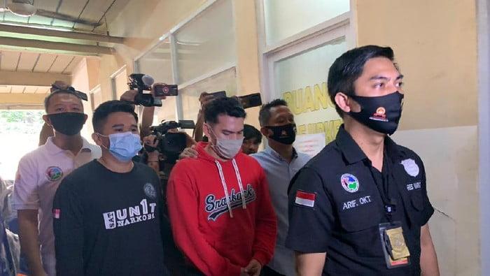 Artis Ridho Ilahi Ditangkap Polisi Karena Narkoba