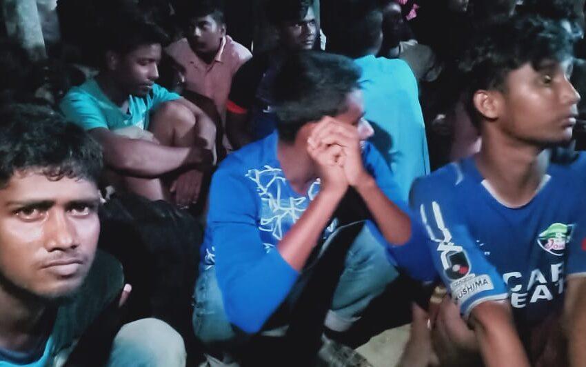 Polisi Limpahkan Kasus Penyeludupan Pengungsi Rohingya Di Aceh Ke Jaksa