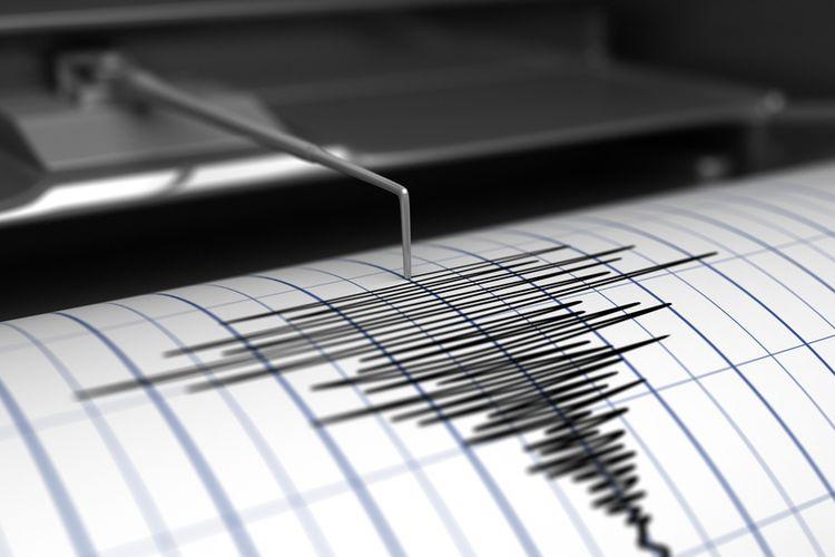 Gempa M 5, 3 Guncang Sumbar