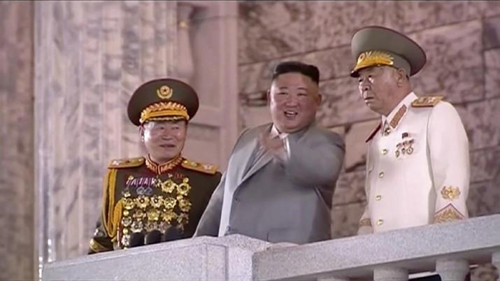 Sadis, Kim Jong Un Pernah Menembak Sampai Hancur Pejabat Tingginya