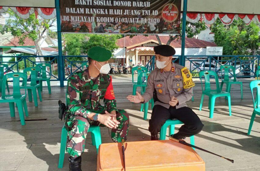 Dandim 0103/ Aceh Utara: Lambang Yang Ada Separatis Tidak Boleh Dikibarkan