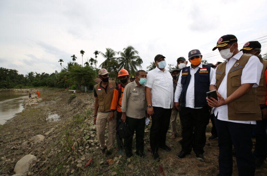 Arahan Kepala BNPB Tentang Penanganan Banjir Aceh Utara Agar Terhindar Covid-19