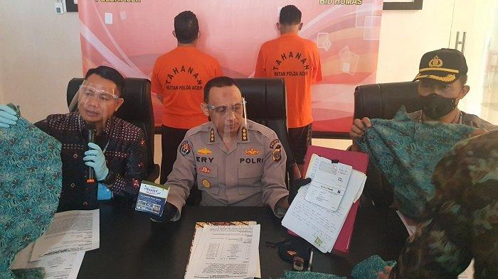Polda Aceh Tangkap Pemilik PT Elhanief Tour and Travel Ditangkap