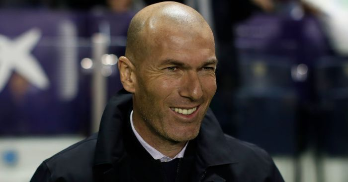 Real Madrid Kebobolan, Zidane Malah Tersenyum