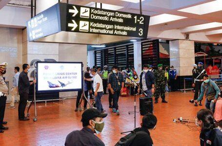 Sriwijaya Air Selidiki Pesawat Yang Hilang Kontak