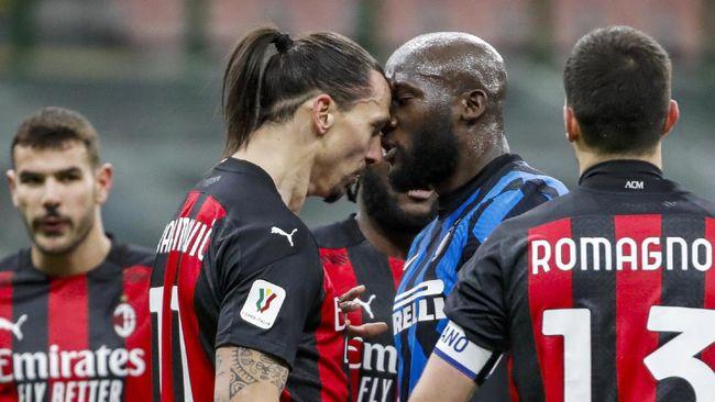 Milan vs Inter, Siapa Yang Akan Menjuarai Liga Italia