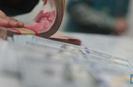 Pukul 12.00 WIB: Rupiah Masih Lemah di Rp 14.540/US$