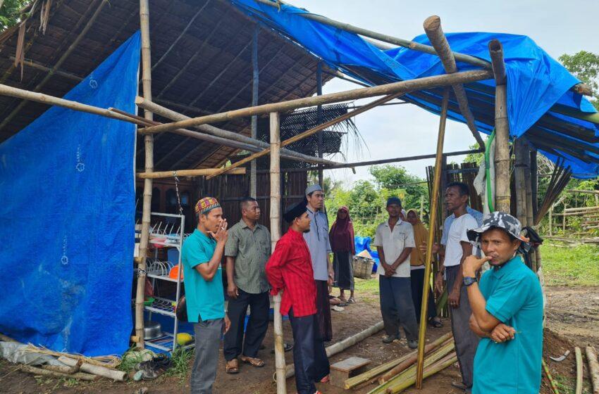 Kegigihan Baitul Mal Aceh Utara Membantu Warga Miskin