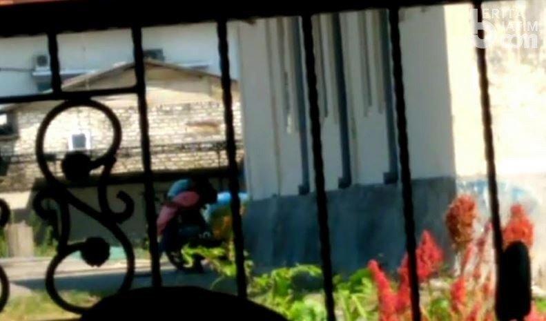 Beredar Video Mesum di Sampang, Bercumbu Ditempat Umum