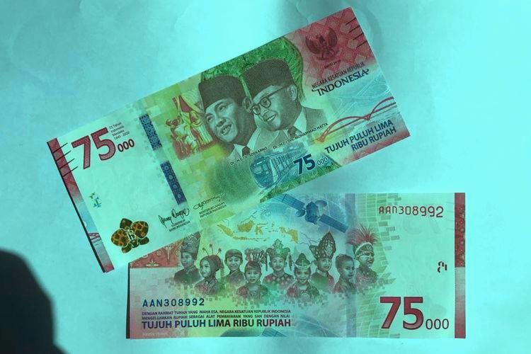 Apakah Uang Rp 75.000 Bisa Transaksi?