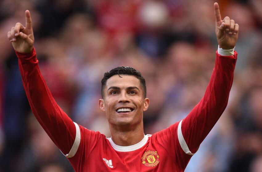 2 Momen Manis Debut Cristiano Ronaldo di Manchester United Hingga Bikin Ibunda Menangis Haru