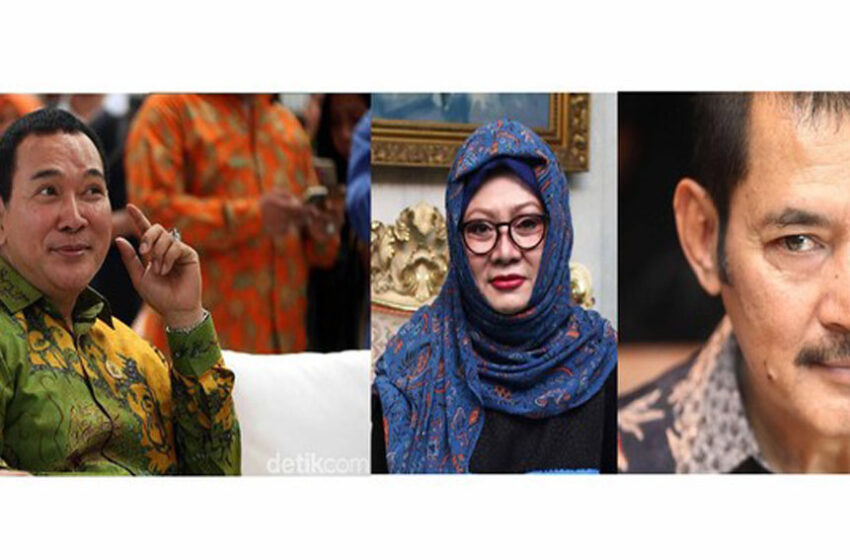 Sri Mulyani Kejar Utang Anak Soeharto